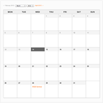 Find upcoming events