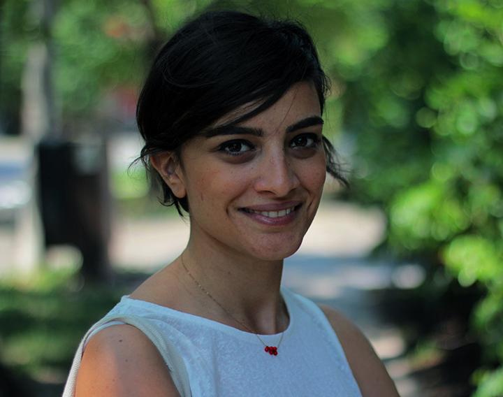 PhD Student Nora Tataryan
